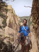 Rock Climbing Photo: After Moby Dick