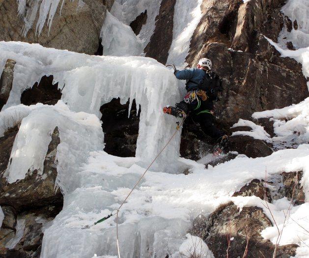 Rock Climbing Photo: The Penguin