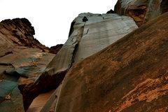 Rock Climbing Photo: Fatted Calf