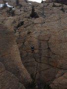 Rock Climbing Photo: Late March, 2014.