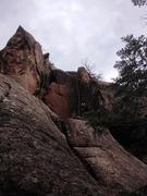 Rock Climbing Photo: Cracktus & Pinnicate