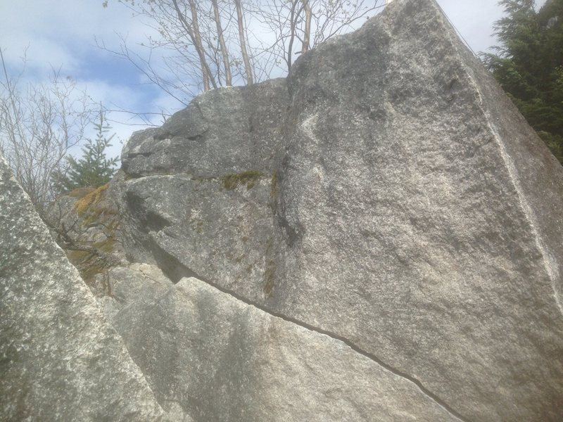 Rock Climbing Photo: Cobra V1