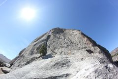 Rock Climbing Photo: Dragan and Jason on Wheat Thin