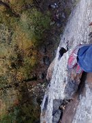 "Rock Climbing Photo: Standing atop ""The Gong"". One of the coo..."