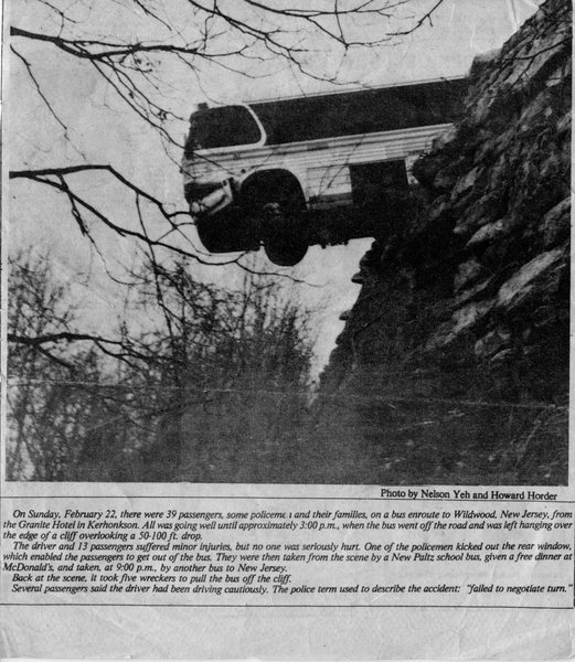 Rock Climbing Photo: Someone asked for photo?  From the local paper.  N...