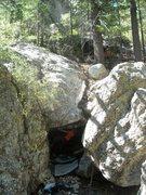 Rock Climbing Photo: Gollum's