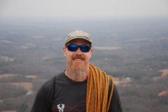 Rock Climbing Photo: Good Day at Pilot Mountain
