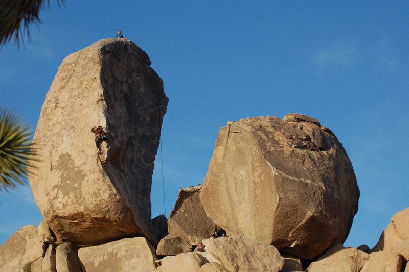 Rock Climbing Photo: H2