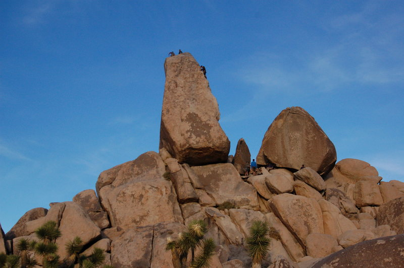 Rock Climbing Photo: h4