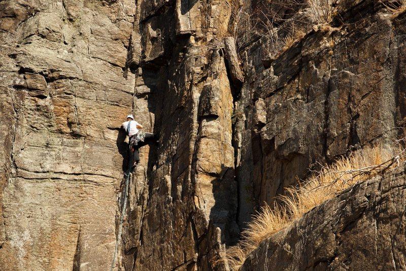 Rock Climbing Photo: Photo Cred: Matt Lucas. Contact him for more pictu...
