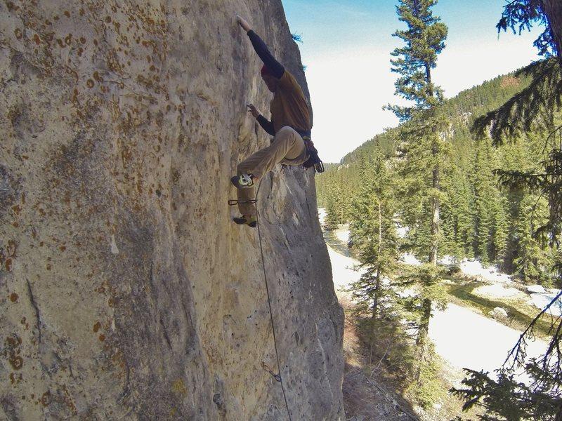 Rock Climbing Photo: Ya Bud! 5.11d