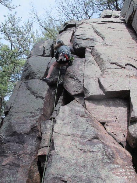 Rock Climbing Photo: Dan P
