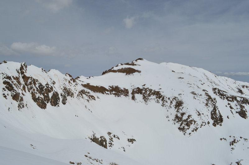 Pettingell Peak.
