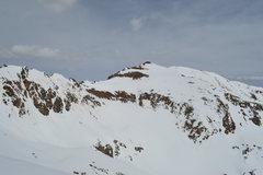 Rock Climbing Photo: Pettingell Peak.
