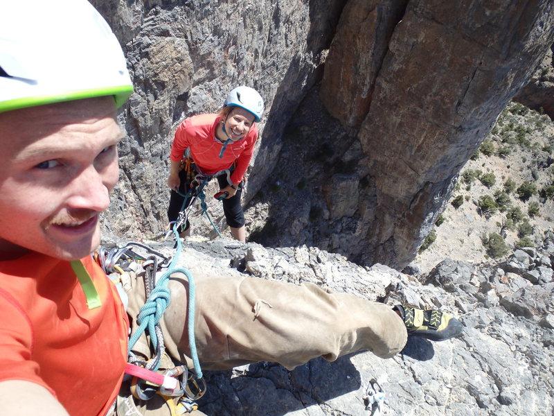 Rock Climbing Photo: Summit...