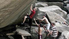 Rock Climbing Photo: Very active spotting from the bros, also gives som...