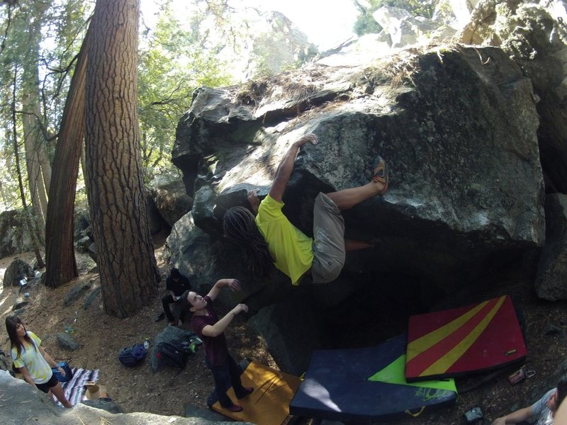 On Beached Whale (V5)