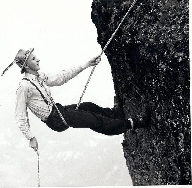 Rock Climbing Photo: Photo from the interweb machine.