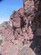 Rock Climbing Photo: Easter?, most here call it 4-20 at the Hot Cinnamo...
