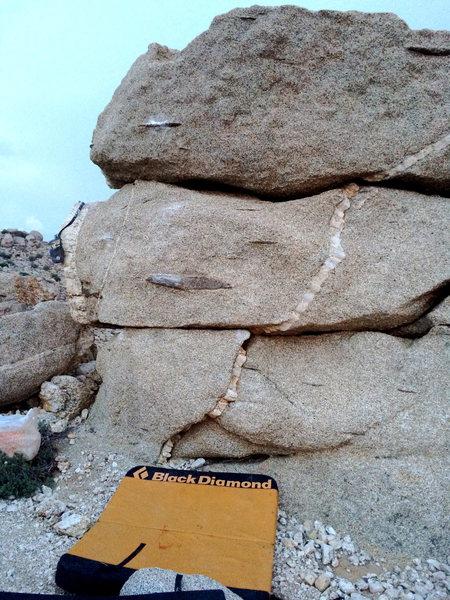 Rock Climbing Photo: Buena Vista Boulder