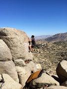 Rock Climbing Photo: DLD