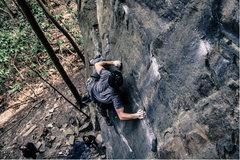 Rock Climbing Photo: April, 2014 Photo: Tainiko Lowman