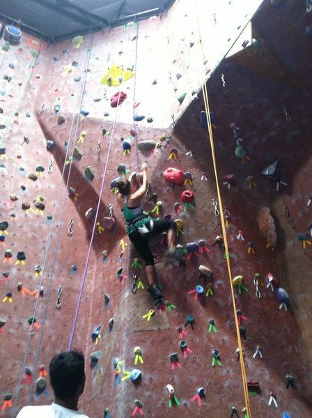 Rock Climbing Photo: azr
