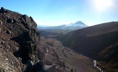 Rock Climbing Photo: Whakapapa Gorge