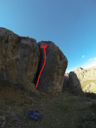 "Rock Climbing Photo: ""Hairy Situation"""