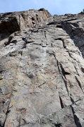 Rock Climbing Photo: Tim Gibson crushing Romania
