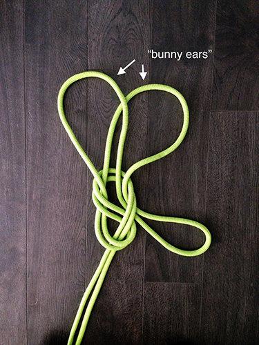 Bunny Ears Step 2B
