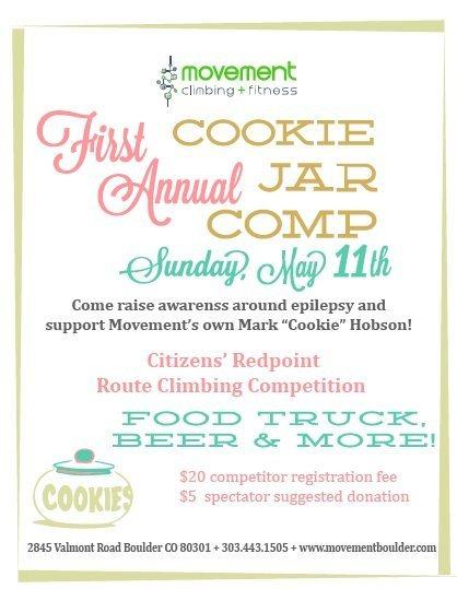 Cookie Jar Comp flyer.