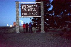 Rock Climbing Photo: Colorado Sign