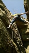 Rock Climbing Photo: Jackson Falls, Illinois