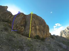 Rock Climbing Photo: Seyitali Far Right Area