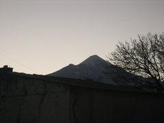 Rock Climbing Photo: From Tlachichuca