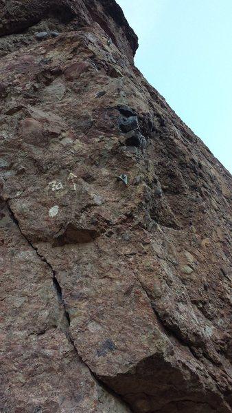 Rock Climbing Photo: Labels!