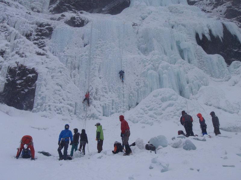 Valdez Ice Festival 2014