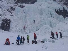 Rock Climbing Photo: Valdez Ice Festival 2014