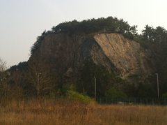 Rock Climbing Photo: North Rock Face
