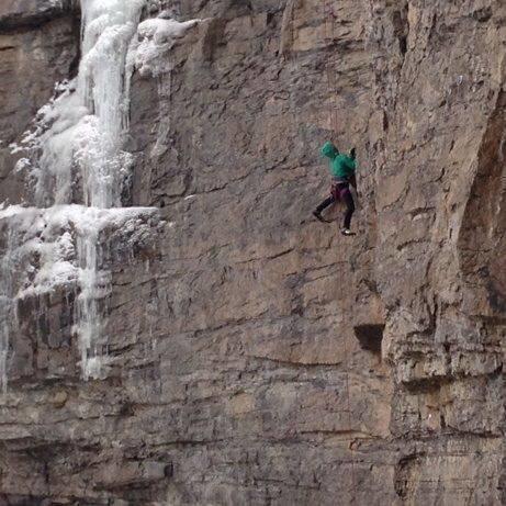 Rock Climbing Photo: East Vail.