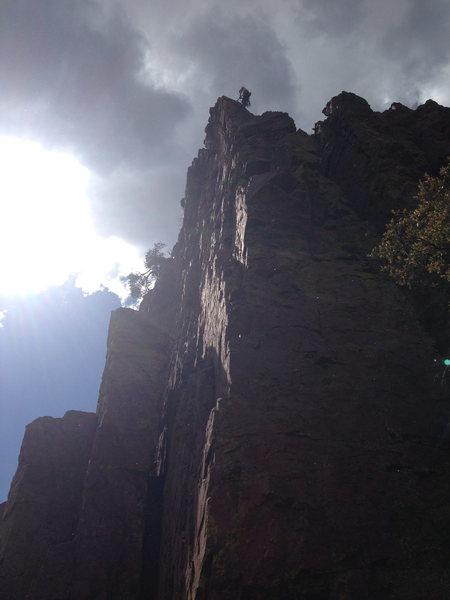 Isolation Canyon