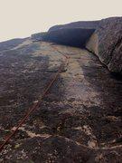 Rock Climbing Photo: boomer gear turning the roof