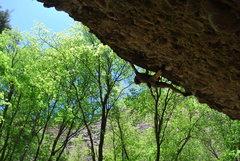 Rock Climbing Photo: Pipelinin' It