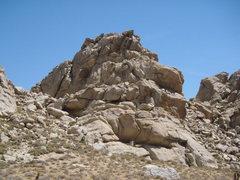 Rock Climbing Photo: Rattlesnake Rock