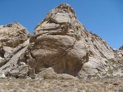 Rock Climbing Photo: Chimney Rock