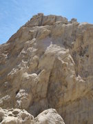 Rock Climbing Photo: Rib Rock, west face.