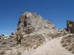 Rock Climbing Photo: Hollow Rock
