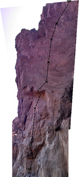 Rock Climbing Photo: Pichupichusa