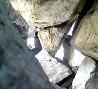 Rock Climbing Photo: Bubba.